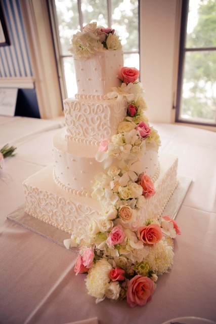 Cake Flowers Decoration Wedding Decorations Grooms